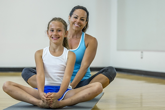 Family Fitness Ideas to Get You Started